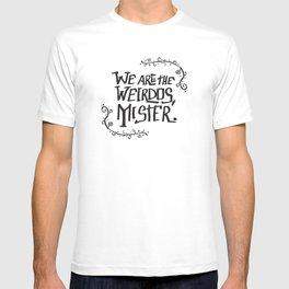 Weirdos (2018) T-shirt