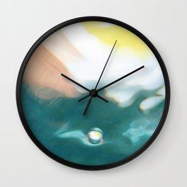 Happiness v.2 Wall Clock