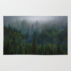 I dream in evergreen Rug