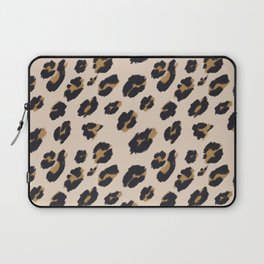 B&B Leopard Design Laptop Sleeve