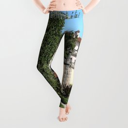 Villa Vizcaya Garden View Leggings