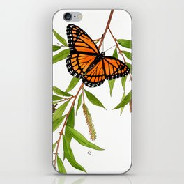 Viceroy and Willow iPhone Skin