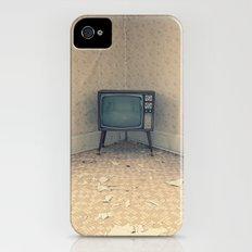 Television Set Slim Case iPhone (4, 4s)