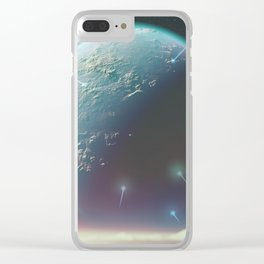 Panola Clear iPhone Case