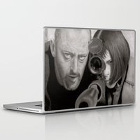 leon Laptop & iPad Skins featuring Leon by Giampaolo Casarini