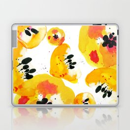 Water Flowers Laptop & iPad Skin