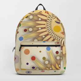 Sunshine with Placidity Backpack