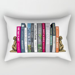 Spring 2017 Cookbooks Rectangular Pillow