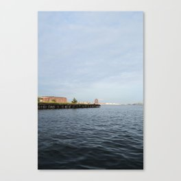 Fells Point Canvas Print