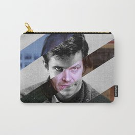 MashUp of Norman Bates & Jack Torrance Carry-All Pouch