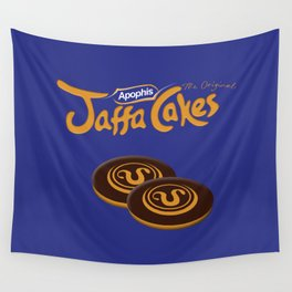 Apophis Jaffa Cakes Wall Tapestry