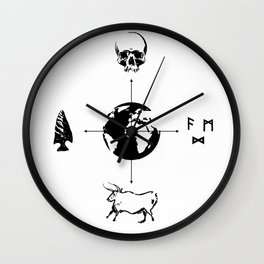 Anthropology: The Four Subdisciplines (Version 2.0) Wall Clock