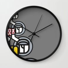Peloton Tour De France Wall Clock