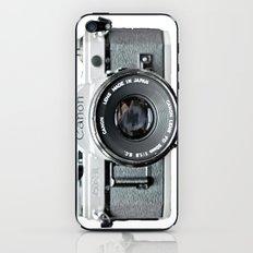 Vintage Camera Phone iPhone & iPod Skin