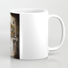 Above Coffee Mug