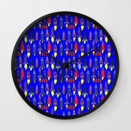 Razzo Wall Clock