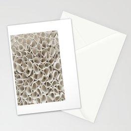 White porcelain Stationery Cards