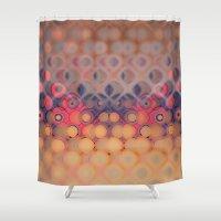 bubbles Shower Curtains featuring Bubbles by PhotoStories
