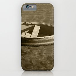 Little Boat Lanzarote Tint iPhone Case