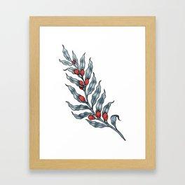 D-Nature Framed Art Print