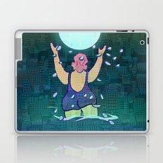 Bathing somewhere under the Moon Laptop & iPad Skin