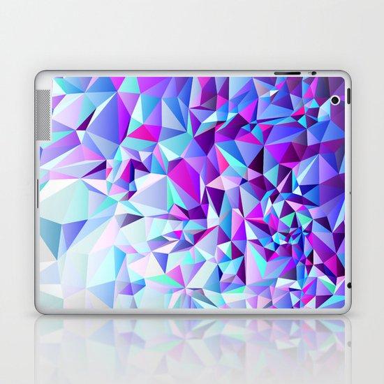PURPLE+TEAL Laptop & iPad Skin