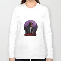 nightcrawler Long Sleeve T-shirts featuring Nightcrawler by Ash Reynolds