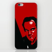 tarantino iPhone & iPod Skins featuring Tarantino by denrees