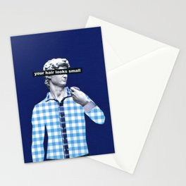 two codependent losers Stationery Cards