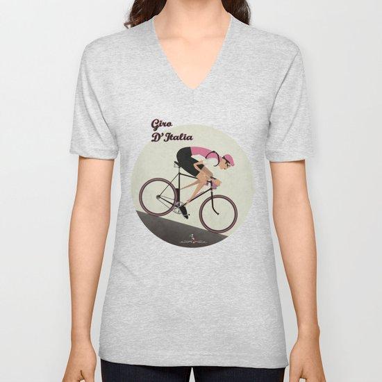 Giro D'Italia Cycling Race Italian Grand Tour by andyscullion