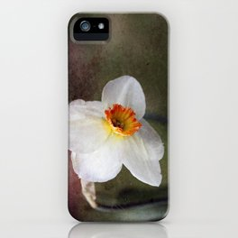 Spring came suddenly... iPhone Case