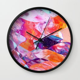 Once upon a time far far away Wall Clock