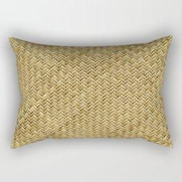 Basket Weaving Rectangular Pillow