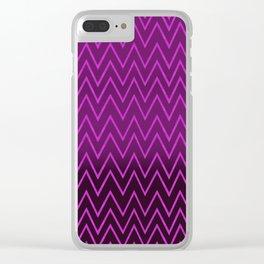 ▲zig zag=zig zag▲ Clear iPhone Case