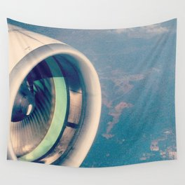 suck, squeeze, bang, blow Wall Tapestry