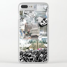 Nice Dreams, an excerpt Clear iPhone Case