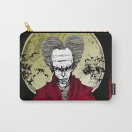Dracula version 3 Carry-All Pouch