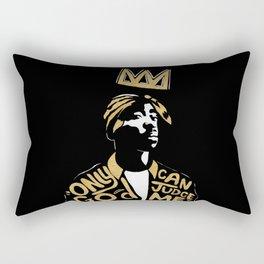 King of the West Rectangular Pillow
