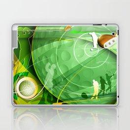 Golf Anyone? Laptop & iPad Skin