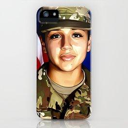 justice for vanessa guillen iPhone Case