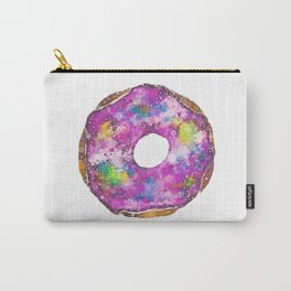 Psychedelic Phrosted Doughnut Baker's Dozen #1 Carry-All Pouch