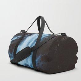 Blue Vernal Falls Duffle Bag