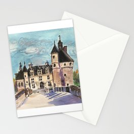 Chateau Chenanceau Stationery Cards