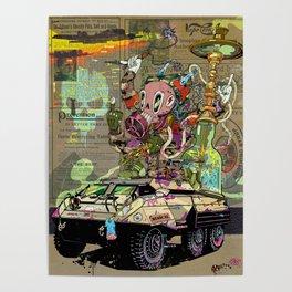 Warpath Poster