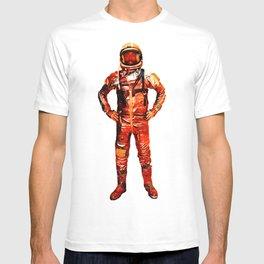 Astronaut James T-shirt