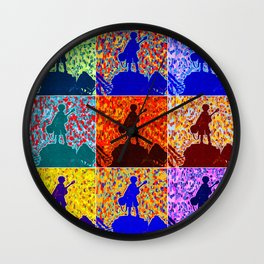 Never Knows Best - FLCL Wall Clock