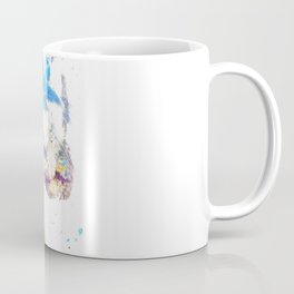 Uno Splatter  Coffee Mug