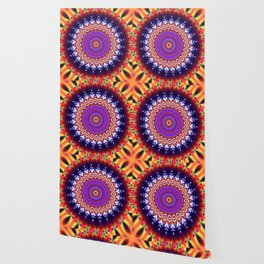 Jewel Mandala Wallpaper