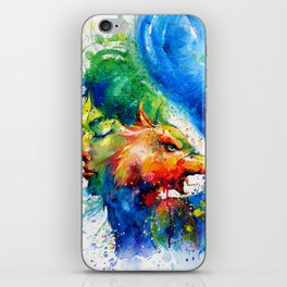 Beauty and the Beast-no.1 iPhone Skin