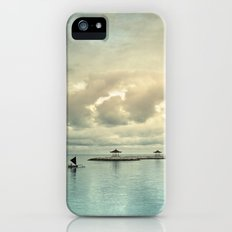 the art of silence iPhone (5, 5s) Slim Case